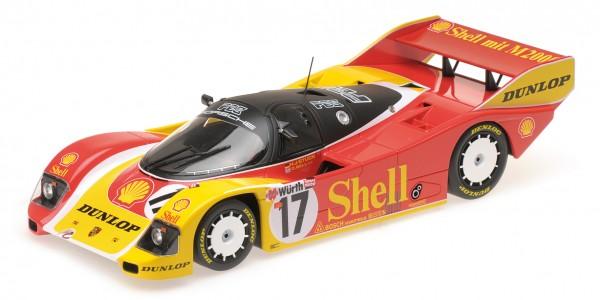 Porsche 962C – Stuck/Bell – Norisring 200 miles 1987
