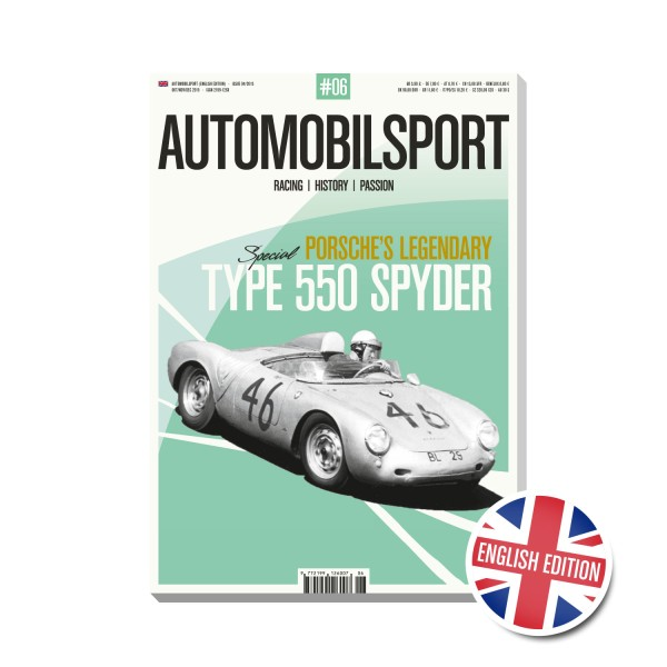 AUTOMOBILSPORT #06 (04/2015) – English edition