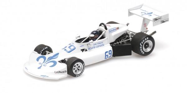 March 76B-Cosworth – Gilles Villeneuve – Formula Atlantic Atlantic Motorsports Park 1976 – Winner