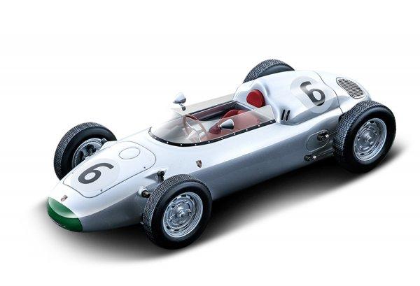 Porsche 718 F2 Graham Hill Solitude GP 1960 Technomodel 1:18