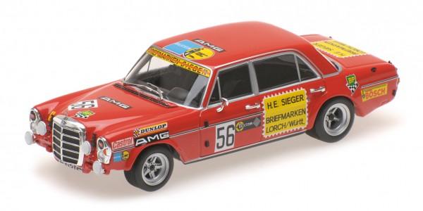 Mercedes-Benz 300 SEL 6.8 – Hans Heyer – 200 Meilen von Nürnberg 1972