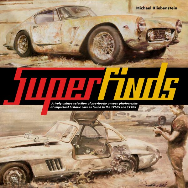 SuperFinds – Cover