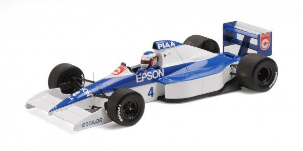 Tyrrell 018 Jean Alesi American GP 1990 Minichamps 1:18