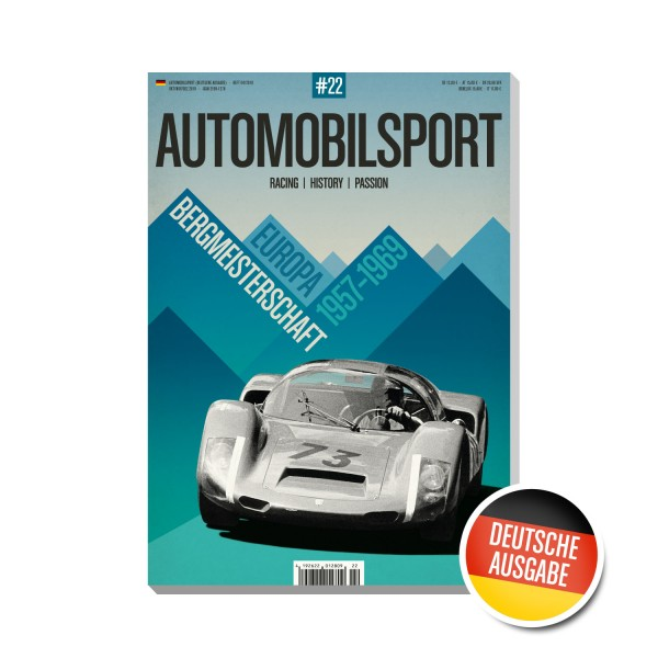 AUTOMOBILSPORT #22 (04/2019) – German edition