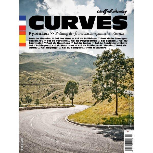 CURVES Band 4 – Pyrenäen: Entlang der französisch-spanischen Grenze