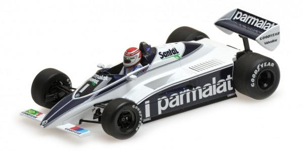 Brabham BT50 – Nelson Piquet – F1 1982