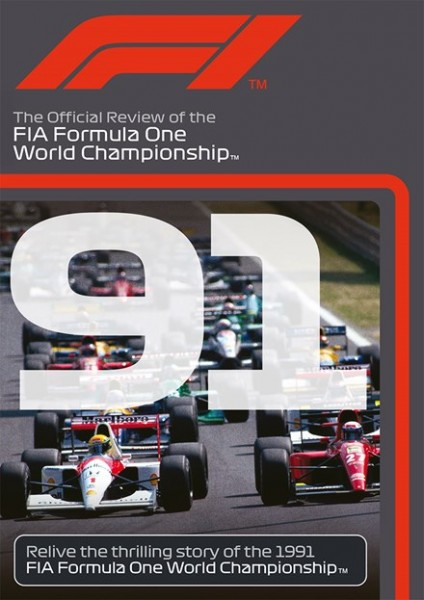 F1 1991 – The Official Review of the FIA Formula One World Championship