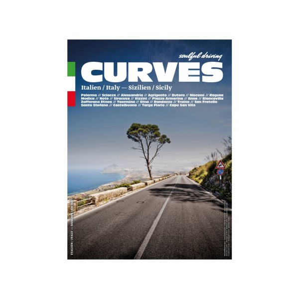 CURVES Vol. 7 – Italy – Siciliy