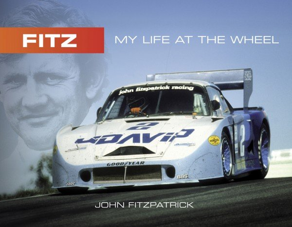 Fitz – My Life At The Wheel – Signed