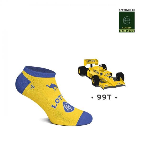 Heel Tread Sneakersocken – 99T