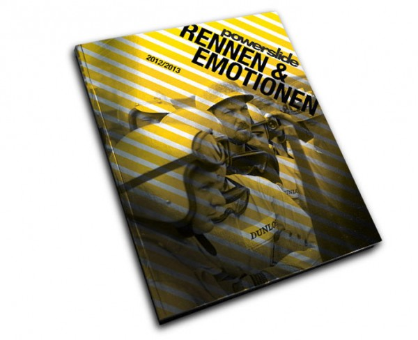 powerslide Jahrbuch – Rennen und Emotionen 2012/2013