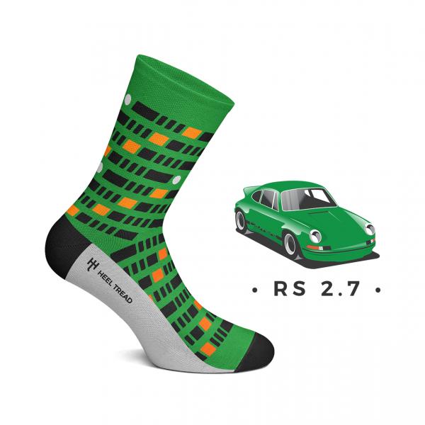 Heel Tread socks – RS 2.7