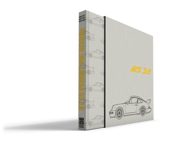 Porsche 964 Carrera RS 3.8 – Deutsche Ausgabe