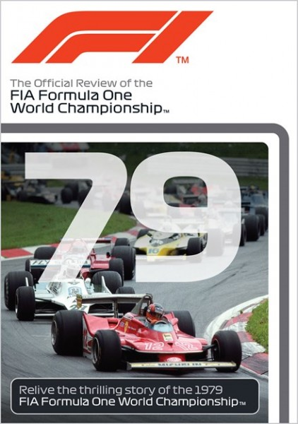 F1 1979 – The Official Review of the FIA Formula One World Championship