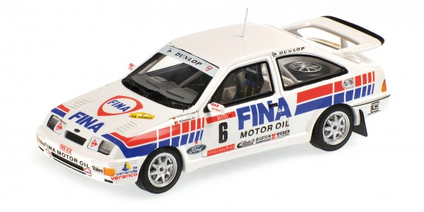 Ford Sierra RS Cosworth Droogmans/Joosten Rally Ypres 1989 Minichamps 1:43