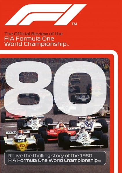 F1 1980 – The Official Review of the FIA Formula One World Championship