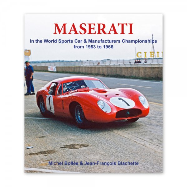Maserati – In the World Sports Car & Manufacturers Championships from 1953–1966