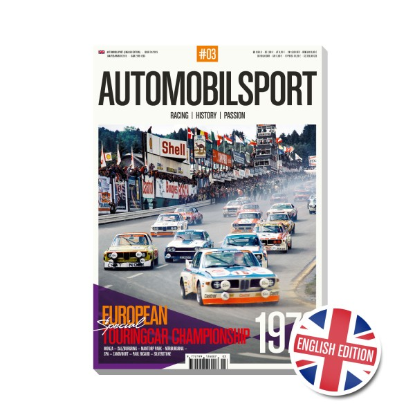 AUTOMOBILSPORT #03 (01/2015) – English edition