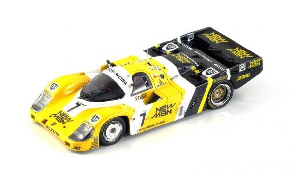 Porsche 956B Ludwig/Barilla/'Winter' 24h Le Mans 1985 Spark 1:43