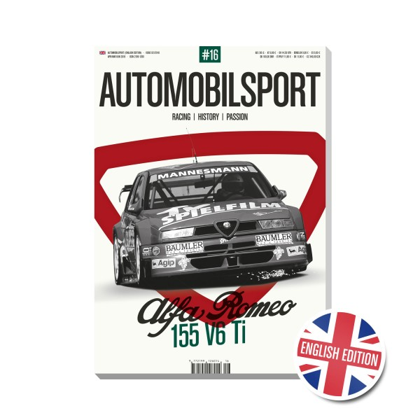 AUTOMOBILSPORT #16 (02/2018) – English edition