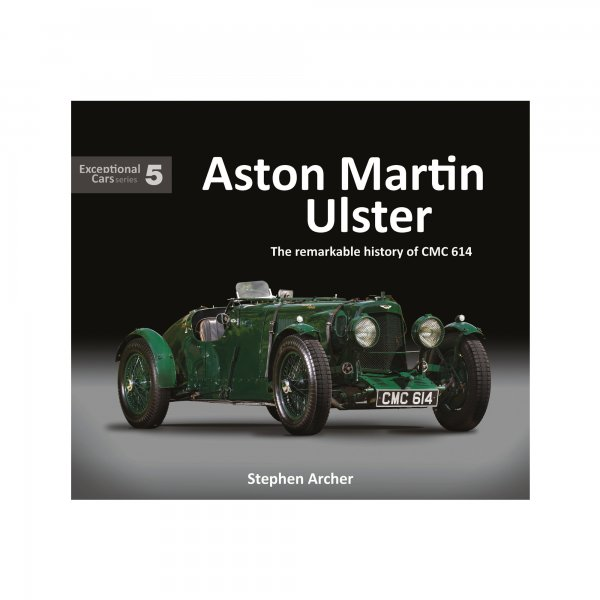 Aston Martin Ulster – The remarkable history of CMC 614