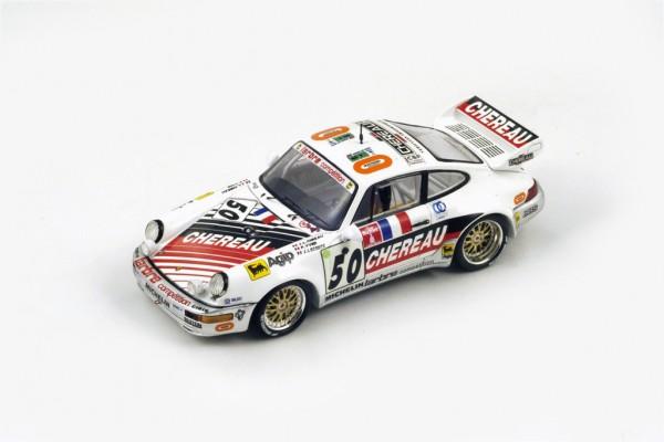 Porsche 964 Carrera RSR 3.8 Yver/Chereau/Leconte 24h Le Mans 1994 Spark 1:43