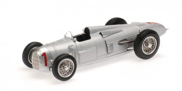 Auto Union Typ A Langheck – Hans Stuck – Nürburgring Eifelrennen 1934