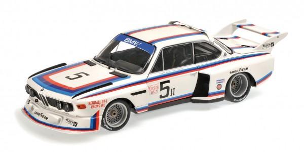 BMW 3.5 CSL Miller/Cowart 6h Watkins Glen 1979 Minichamps 1:12