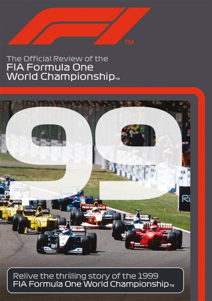 F1 1999 – The Official Review of the FIA Formula One World Championship