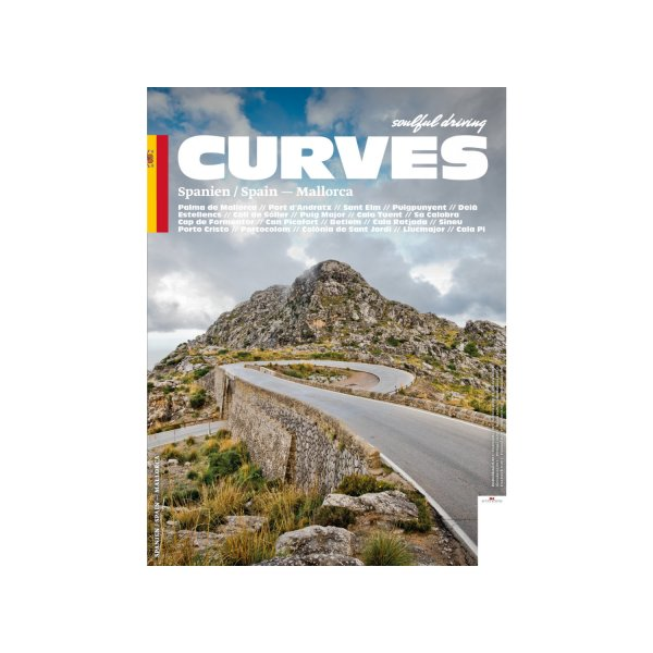 CURVES Vol. 10 – Spain – Mallorca