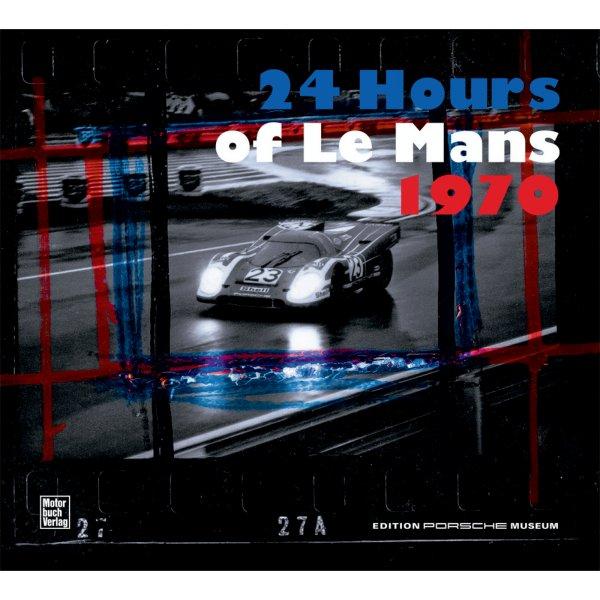 Die 24 Stunden von Le Mans 1970 – German edition