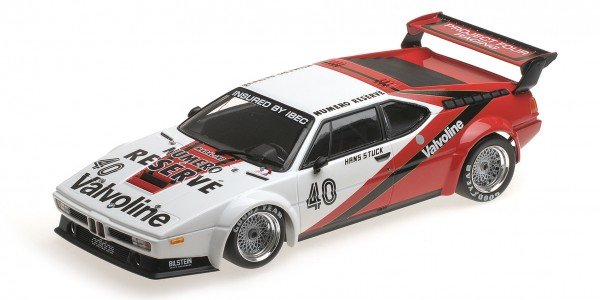BMW M1 Procar – Hans-Joachim Stuck – Procar Monaco 1980 – Sieger
