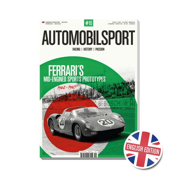 AUTOMOBILSPORT #10 (04/2016) – English edition