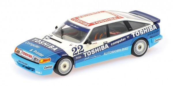 Rover Vitesse Kurt Thiim 1986 Minichamps 1:18