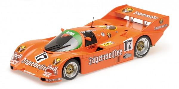 Porsche 962C Boutsen/Jelinski 1000km Spa 1986 Minichamps 1:18