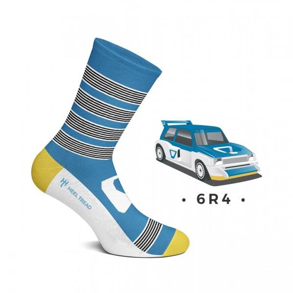 Heel Tread Socken – 6R4