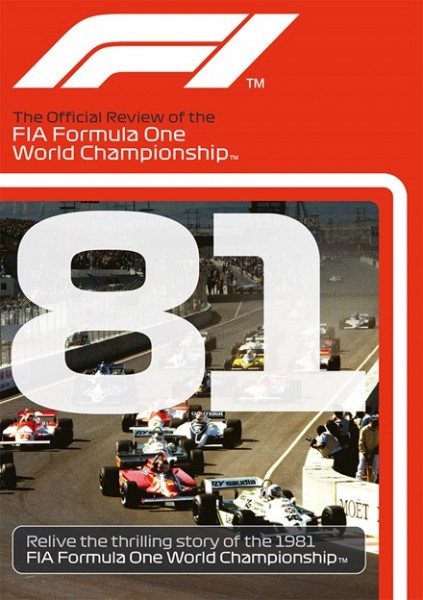 F1 1981 – The Official Review of the FIA Formula One World Championship