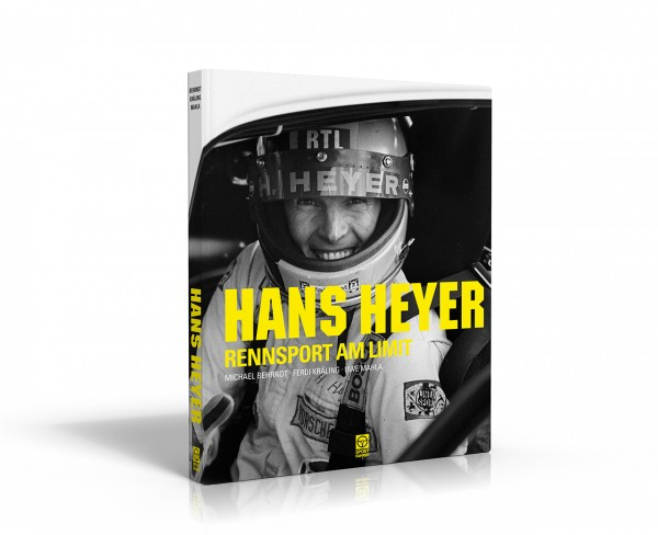 Hans Heyer - Rennsport am Limit
