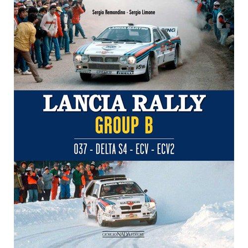 Lancia Rally Group B. 037 – Delta S4 – ECV – ECV2 – Cover