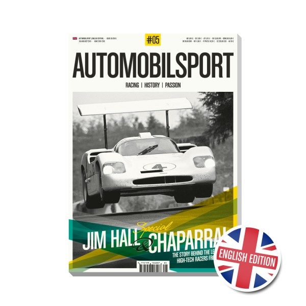 AUTOMOBILSPORT #05 (03/2015) – English edition