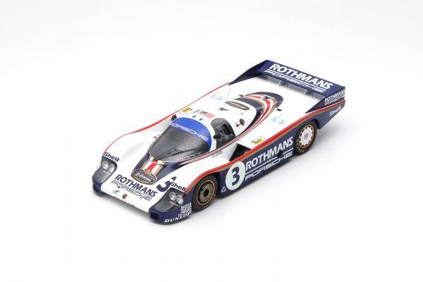 Porsche 956 Haywood/Holbert/Barth 24h Le Mans 1982 Spark 1:18