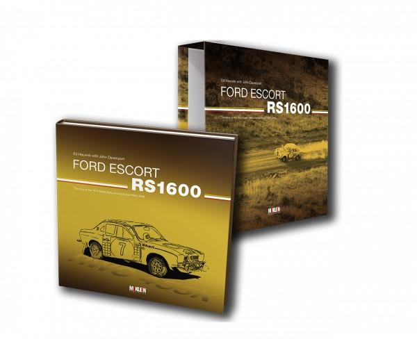 Ford Escort RS1600 – Safari 1972