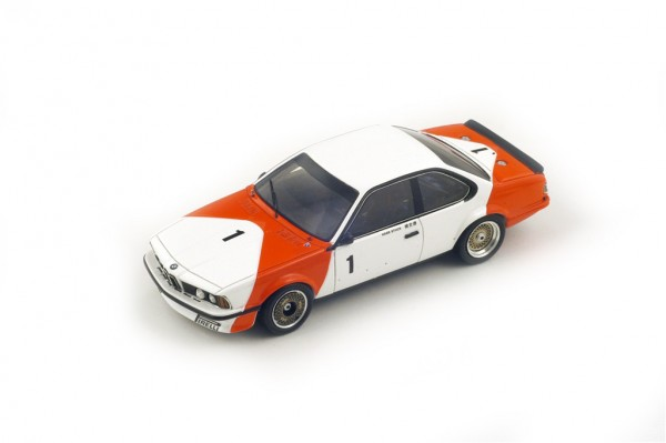 BMW 635 Hans-Joachim Stuck Macau 1984 Spark 1:43