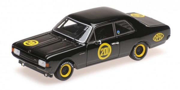 Opel Rekord 1900 Erich Bitter Zolder 1968 Minichamps 1:43