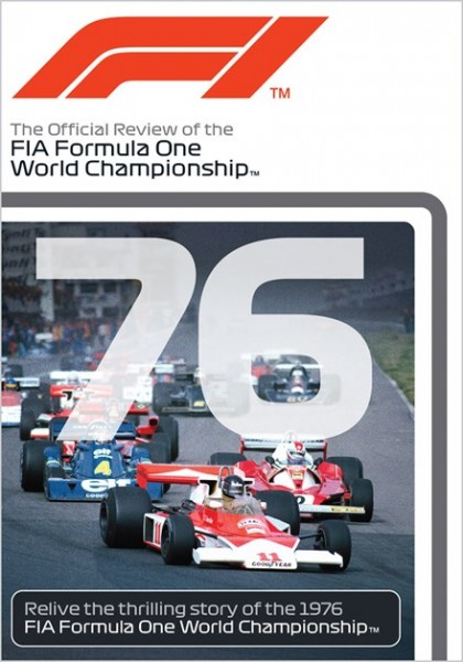 F1 1976 – The Official Review of the FIA Formula One World Championship