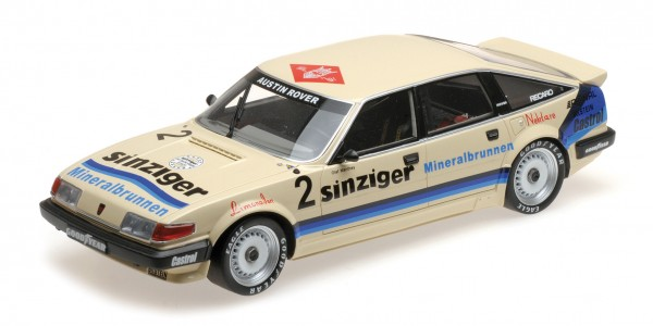 Rover Vitesse Olaf Manthey 1984 Minichamps 1:18