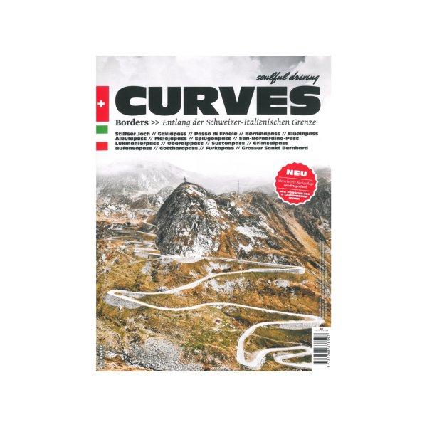 CURVES Band 2 – Borders: Entlang der Schweizer-Italienischen Grenze