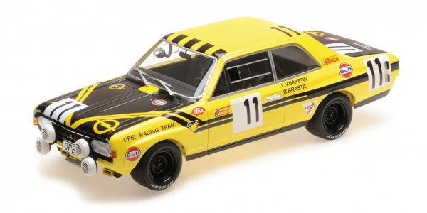 Opel Commodore A Steinmetz Von Bayern/Johansson 24h Spa 1970 Minichamps 1:18