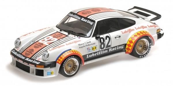 Porsche 934 Müller/Pallavicini/Vanoli 24h Le Mans 1979 Minichamps 1:18