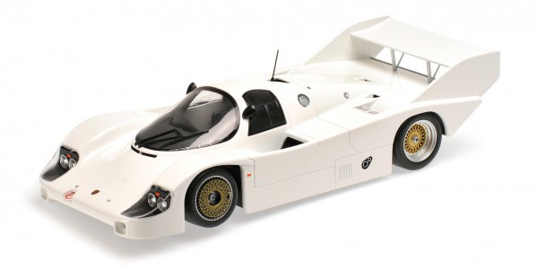 Porsche 956K 1982 plain body version Minichamps 1:18